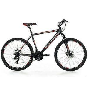 Bici de montaña de aluminio