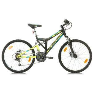Bici de montaña doble suspensión