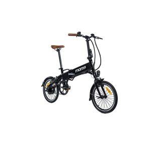 Bicicleta eléctrica plegable aluminio