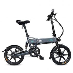 Bicicleta eléctrica plegable Convincied