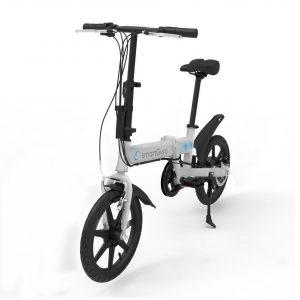 Bicicleta eléctrica plegable SmartGyro