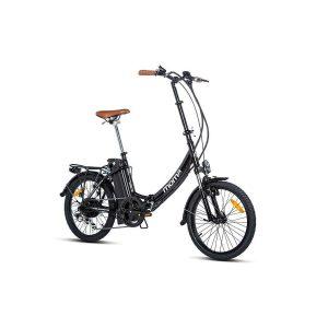 Bicicleta eléctrica plegable Unisex