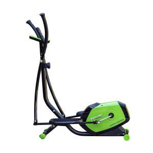 Bicicleta elíptica con regulación de intensidad