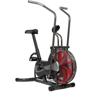 Bicicleta elíptica con resistencias
