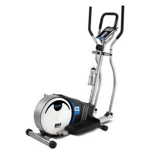 Bicicleta elíptica para hacer deporte