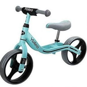 Bicicleta sin pedales Yoleo