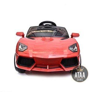 Coche eléctrico para niños Lamborghini