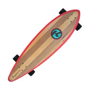 Longboard para skateboarding