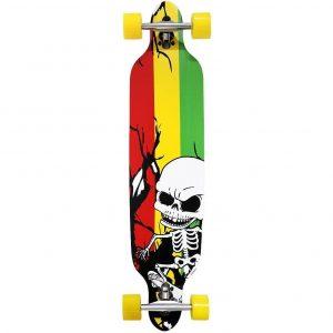 Longboard rift