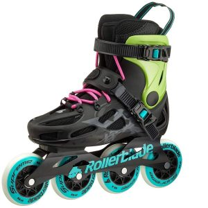 Patines rollerblade con soporte lateral