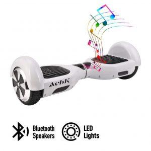 Patinete eléctrico hoverboard autoequilibrio