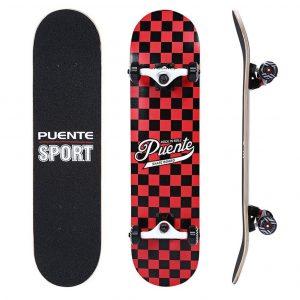 Skateboard con diseño moderno