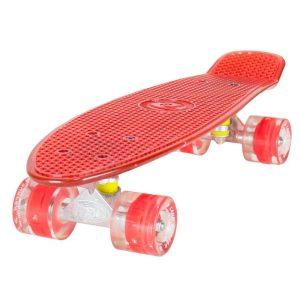 Skateboard con luces
