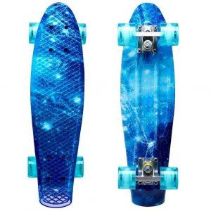 Skateboard robusto