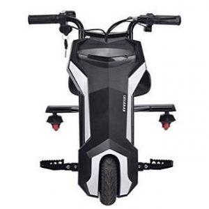 Triciclo de adulto eléctrico Crazy Bike