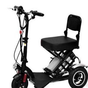 Triciclo de adulto plegable Speed