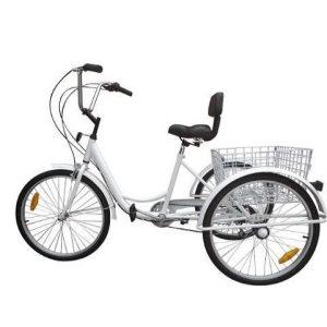 Triciclo de adulto Ridgeyar