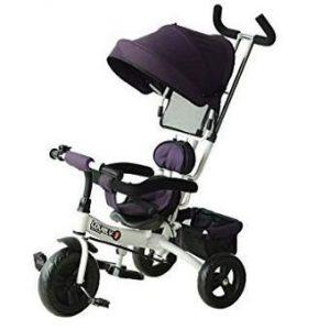 Triciclo de bebé Homcom