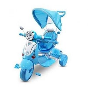 Triciclo de bebé MWS