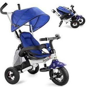 Triciclo de bebé Ubrovoo