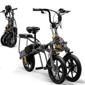 Triciclo eléctrico A&DW
