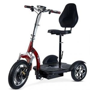 Triciclo eléctrico Ecoxtrem