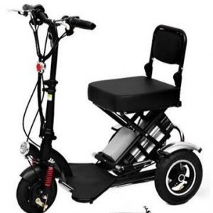 Triciclo eléctrico Speed