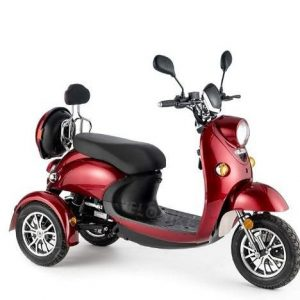 Triciclo eléctrico Veleco