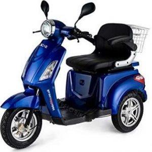 Triciclo eléctrico Z-Tech
