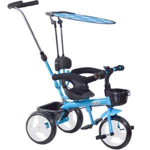 Triciclo evolutivo cuatro en uno